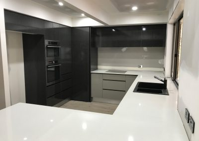 Jindalee Two Toned Brisbane Kitchen