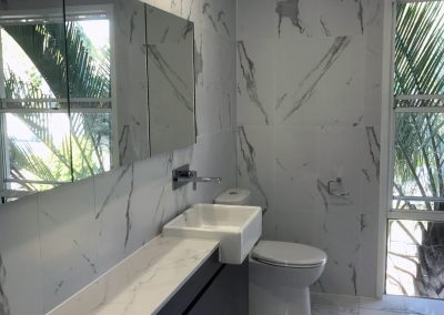 Marble Look Bathroom