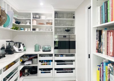 Butler's Pantry - Extra cooking with the oven and recipe storage