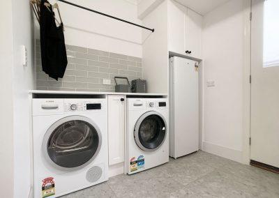 Custom Laundry Space