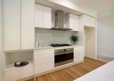 Appliances Cabinet - Blum Soft Close Drawer Mechanisms
