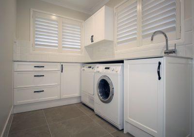 Classic White Laundry